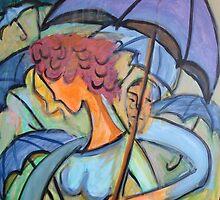 Umbrelas by Marcos