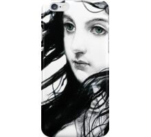 Victorian Portrait iPhone Case/Skin
