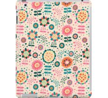 Light Flowers iPad Case/Skin