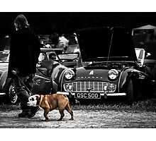 British Classics Photographic Print