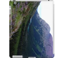 Valley Lake View iPad Case/Skin