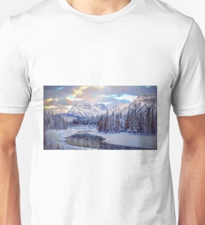 Winter Majestic Unisex T-Shirt
