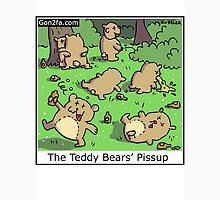 The Teddy Bears' Pissup Unisex T-Shirt