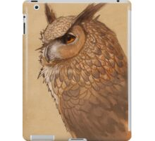 Hibou iPad Case/Skin