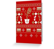 G-ee-k Christmas Jumper Greeting Card