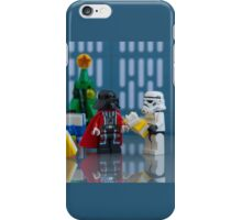 Darth Santa iPhone Case/Skin