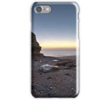 Liddle Stack - Blast Beach Seaham iPhone Case/Skin