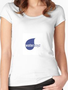 WATER BOY Women's Fitted Scoop T-Shirt