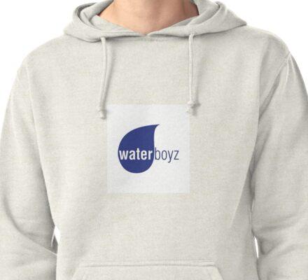 WATER BOY Pullover Hoodie
