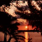 Key Largo Sunset by Jim Sugrue