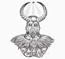 Loki, Viking God of Strife by Suzanne Daniel