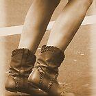 #17        Two Boots by MyInnereyeMike