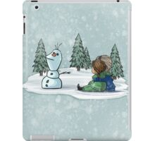 We used to be best buddies... iPad Case/Skin