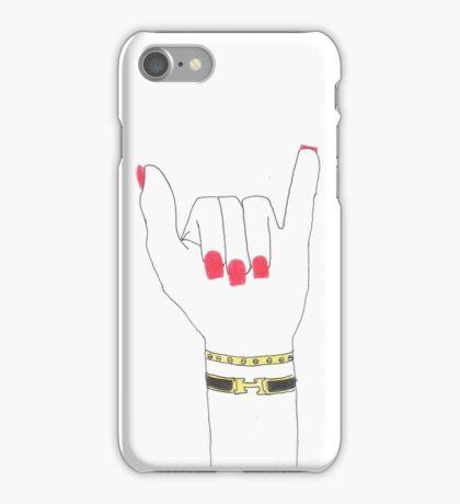 Hang loose iPhone Case/Skin