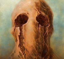 Tomek Biniek - Skull by Tomek Biniek