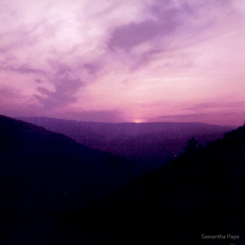 Germany Sunset by Samantha Pape