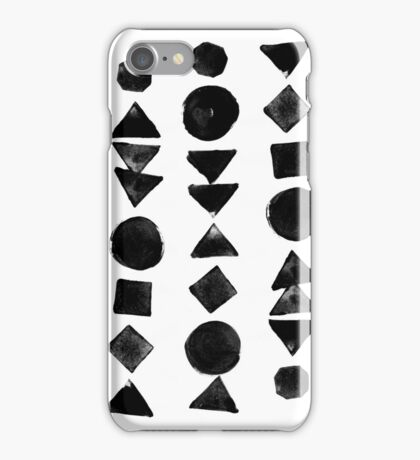 Geometry 3 iPhone Case/Skin