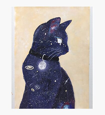 Catstronomy Photographic Print