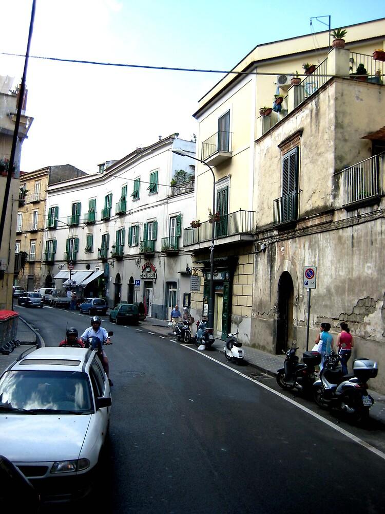 Drive to Amalfi by adpatel