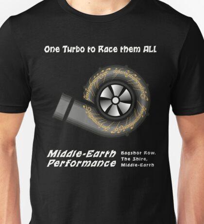 One Turbo Unisex T-Shirt