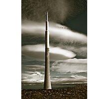 The Summit, Mt Wellington - Tasmania Photographic Print