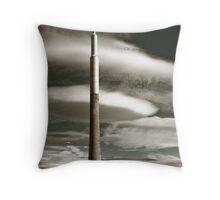 The Summit, Mt Wellington - Tasmania Throw Pillow