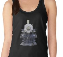 1899 steam locomotive Women's Tank Top