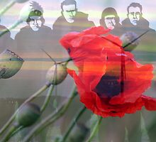 """Lest we forget ""- 158  squadron Lissett  by Merice  Ewart-Marshall - LFA"
