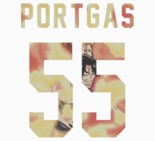 Portgas jersey #55 One Piece - Short Sleeve