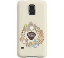 My Neighbour Totoro Samsung Galaxy Case/Skin