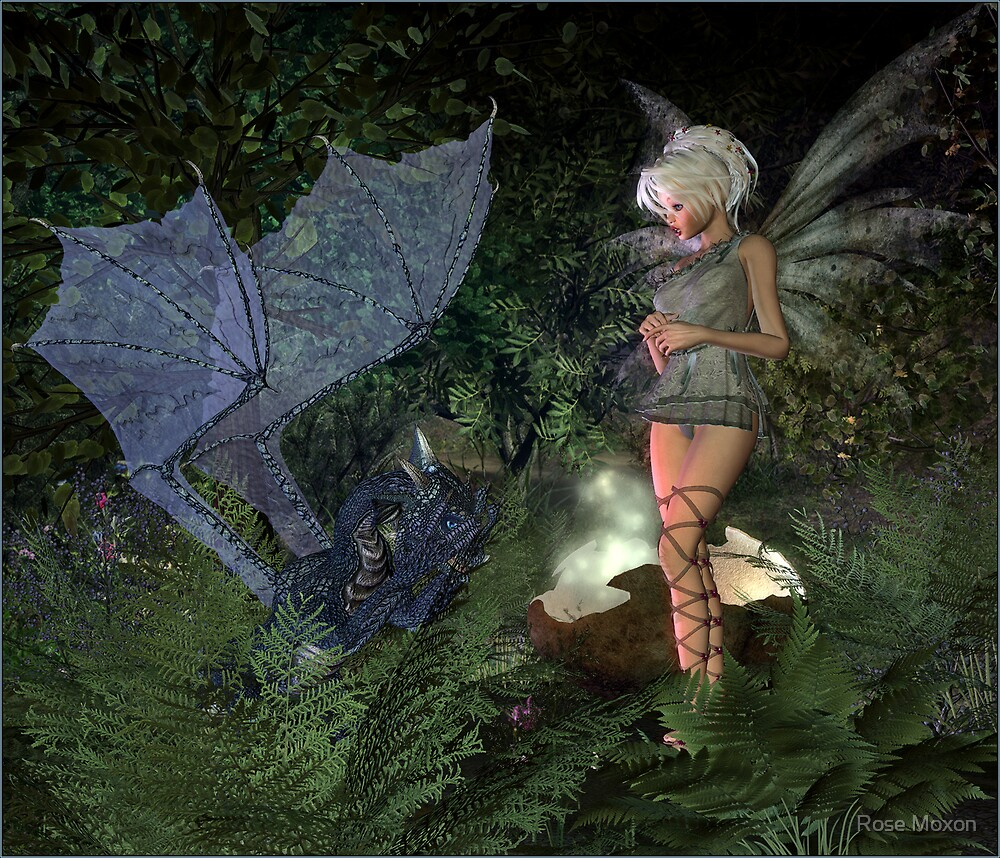 The Hatchling by Rose Moxon