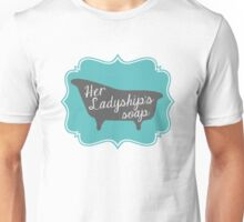 "Downton Abbey ""Her Ladyship's Soap"" Unisex T-Shirt"