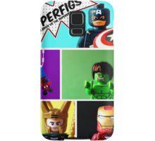 SuperFigs Samsung Galaxy Case/Skin