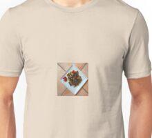 Stir-fry over rice Unisex T-Shirt