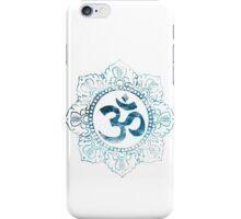 Ocean Ohm (Complex) iPhone Case/Skin