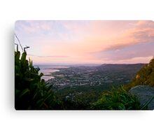 Sunrise over Bulli Canvas Print