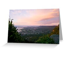 Sunrise over Bulli Greeting Card