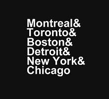 Original Six Cities Unisex T-Shirt