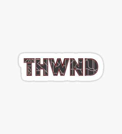 THWND Sticker
