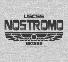 Nostromo Crewshirt  by strangelysaucy
