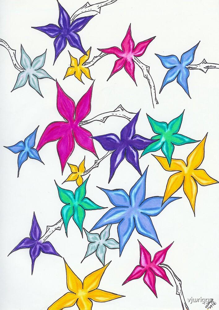 Flower 43 by vjwriggs