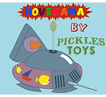 Hoverama by Pickles Toys Photographic Print