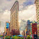 In New York City by John Rivera