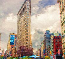 In New York City by John Rivera