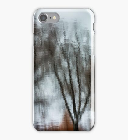 Willow reflection iPhone Case/Skin