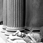 #55     Sleeping Deep Among The Pillars by MyInnereyeMike