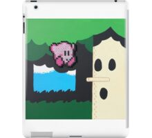 Kirby NES (Paints 'n' Beads) iPad Case/Skin