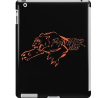 Senior's Panther iPad Case/Skin
