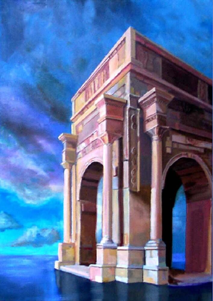 Altar I by pauldrobertson