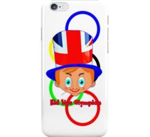Toon Boy 11a Kid Size Olympian iPhone case  iPhone Case/Skin